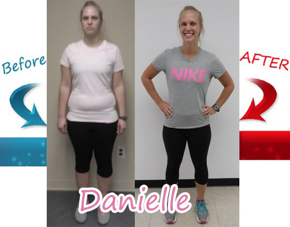 Danielle before-after